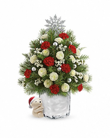 Cuddly Christmas Tree T17x510