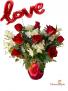 Cuore Valentines' Flower Arrangement