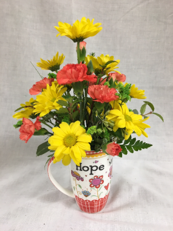 Cup of Blessing Arrangement