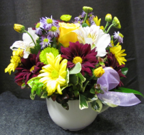 Cup of Cheer Arrangement in mug