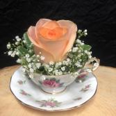 Cup Of Love Tea Cup