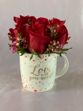 Cup of Love Valentine's Day
