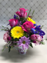 Cup of Spring Fresh in Monticello, Indiana | Roberts Floral & Gifts