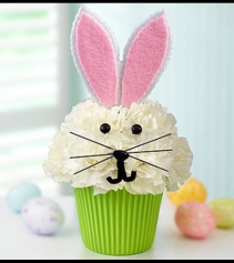 Cupcake in Bloom® Easter Arrangement
