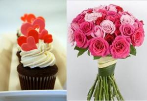 Cupcakes & Flowers!  in East York, ON | FETE BOUTIQUE FLORAL + EVENTS/ VAN BASSEN FLOWERS