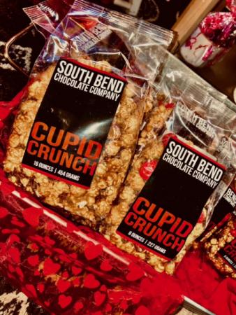 Cupid Crunch Candy