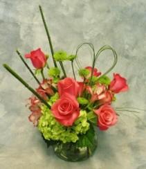 Cupid's Arrow Festive Fresh Flowers