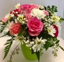 Get Well Bouquet Wish Them Well w Elegance