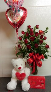 CUPID'S CHOICE DELUXE SPECIAL in Norwalk, CA | NORWALK FLORIST