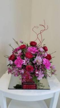 Cupid's Crush Floral Design