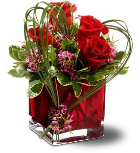 Cupids Cube-Best Seller Vase Arrangement
