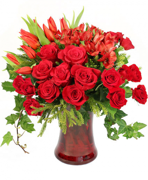 Cupids Day Floral Design in Fitchburg, MA | CAULEY'S FLORIST & GARDEN CENTER