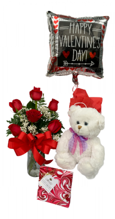 Cupid's Embrace Package Valentine