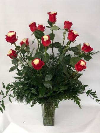 Cupid's Kiss Vase