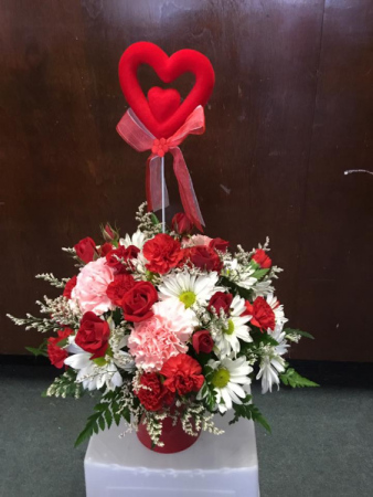 Cupid's Love Valentine's Day