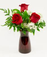 Cupid's Petite Roses