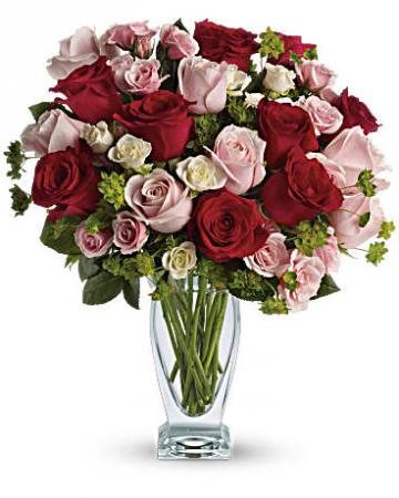 Cupids  romantic Roses