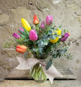 Cupid's Tulips