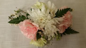 Double Size Carnation Corsage/Wristlet