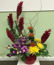 Custom 33 Arrangement