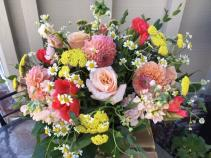 Custom Arrangement Fresh Flowers of the Day