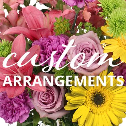 Custom Arrangement Bouquet