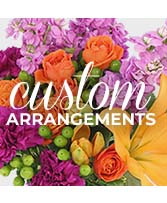 Custom Arrangements  in Mckees Rocks, PA | THE BLOOMIN BAR BY MUETZEL'S FLORIST