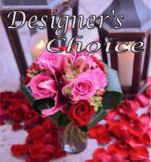 Designer's Choice Romance  in Hot Springs, AR | Flowers & Home of Hot Springs