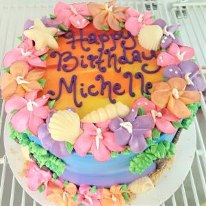 Custom Birthday Cake  in Jamestown, NC | Blossoms Florist & Bakery