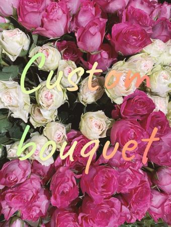 Custom Bouquet/ Handtie Bouquet