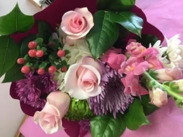 Custom bouquet Cut flowers