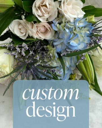 Custom Design Flower Arrangement
