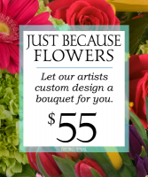 Custom design Fresh roses arrangement