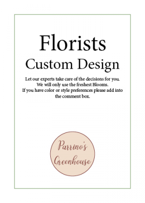Custom Design Vase in Pawling, NY | PARRINO'S FLORIST