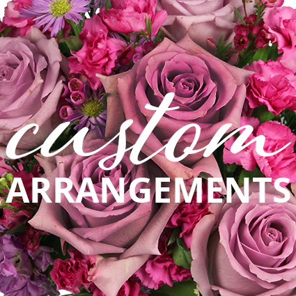 ee306589394e Custom Design Flower Arrangement in Hornsby