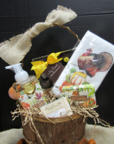 Custom Designed Gift Baskets