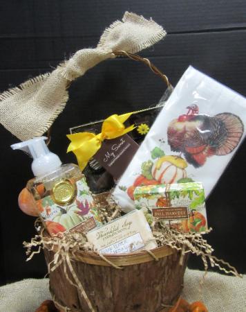 Custom Designed Gift Baskets