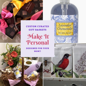 Custom Designed Gift Baskets  in Southern Pines, NC | Hollyfield Design Inc.