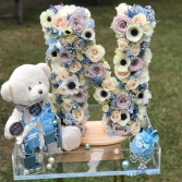 Custom Designed: Its A baby boy... or girl  Pre-order For next day delivery