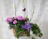 Custome Designed Garden Basket