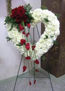 Custom Designed Wreath.  Statement Piece  in Oakville, ON | ANN'S FLOWER BOUTIQUE-Wedding & Event Florist