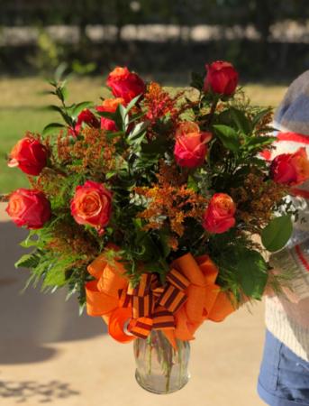 Custom Dozen Roses Roses