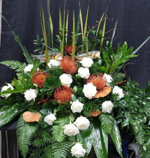 CUSTOM FISH COVER  in Baton Rouge, LA | FLOWER BASKET
