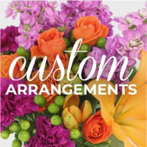 Custom Floral Arrangement  Designer's Choice
