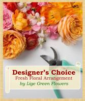 Petite Custom Floral Arrangement Designer's Choice