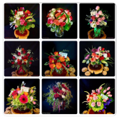 Custom Floral Design 3D Floral Design in North Richland Hills, Texas | 3D FLORAL DESIGN