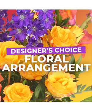 Custom Florals Designer's Choice in Fresno, CA | #Inlove Flower Shop & Home Decor