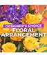 Custom Florals Designer's Choice