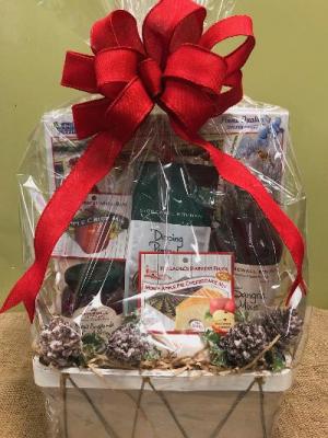 Custom Gift Baskets Gift Basket in Merrimack, NH | Amelia Rose Florals