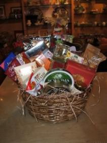 Custom Gourmet Basket